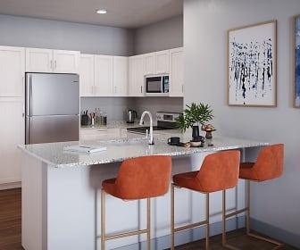 Ellipse Urban Apartments, Hampton High School, Hampton, VA
