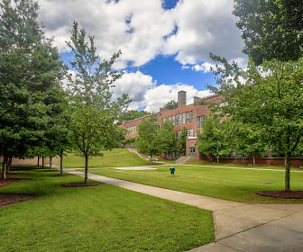 Crogman School Lofts Apartments, Mechanicsville, Atlanta, GA