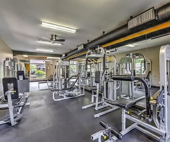 Fitness Weight Room, Axiom Tustin