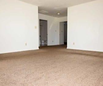 Living Room, Ashley Square Apartments