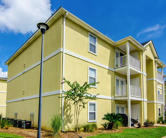 Grand Biscayne Apartments, Sacred Heart Elementary, D'Iberville, MS