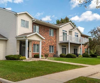 Enjoy a quiet, neighborhood apartment within minutes of Iowa State., Wyndham Heights Apartments