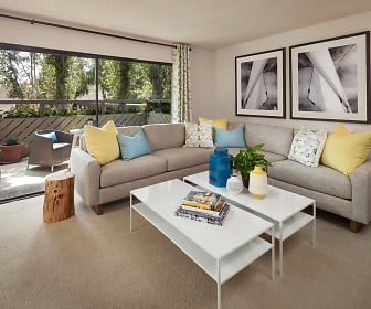 Living Room, The Bays