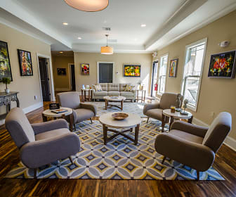 Beautiful Leasing office with Professional Onsite Staff, Village At Mills Gap