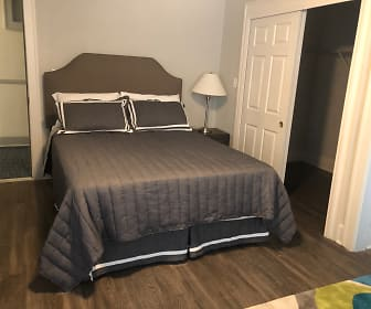 Bedroom, 439 Selden Apartments
