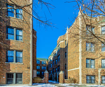 5320-5326.5 S. Drexel Boulevard, Kenwood Academy High School, Chicago, IL