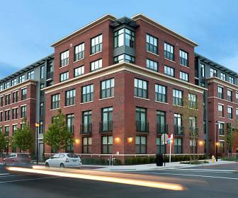 view of building exterior, 1111 Belle Pre