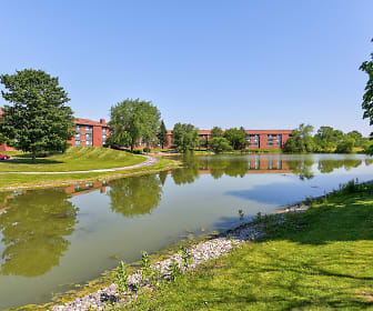 Lake, Glenbrook Apartments