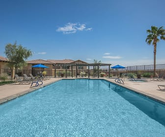 Pool, The Vineyards at Palm Desert Apartment Homes