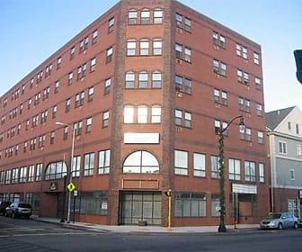 Building, Park Street Condominiums