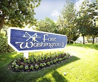 Community Signage, Fort Washington II