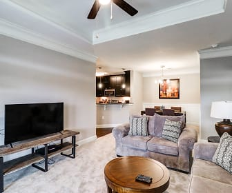 Living Room, Greystone at Oakland