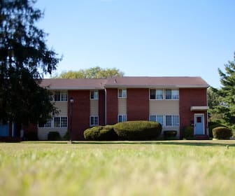 Eastgate Apartments, The College of New Jersey, NJ