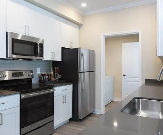 Kitchen, Avalon on The Alameda