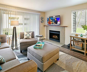 Living Room, Starboard Apartments