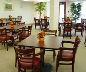 Omni Park Place Senior Housing 55+, Randolph Macon College, VA