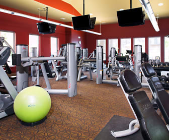 Fitness Weight Room, Broadmoor At Aksarben Village