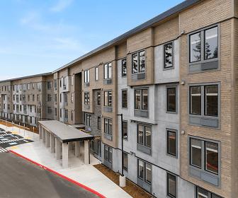 view of building exterior, Westridge Lofts