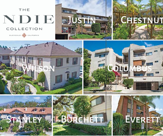 Indie Glendale Collection, Pasadena, CA
