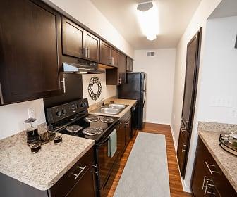 Kitchen, Saddle Horn Vista