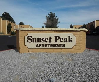 Sunset Peak Apartments, Las Cruces, NM