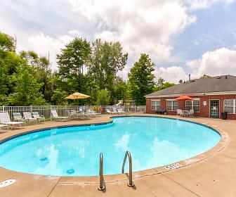 Pool, Parkwood Village Apartments