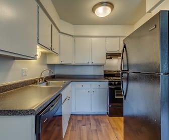 Kitchen, Cherry Hill Village