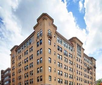 Building, Coronado Apartments