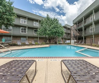 The Gardens Apartments, Independence Heights, Houston, TX