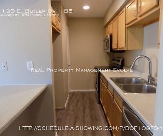 1130 E Butler Dr - B5, Sunnyslope, Phoenix, AZ
