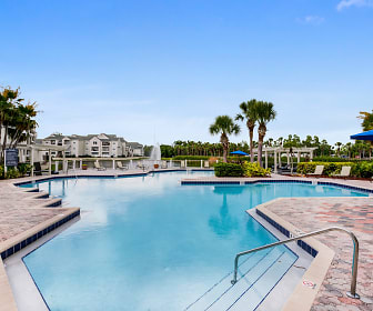 Pool, West Port Colony Apartments