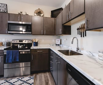 Kitchen, Park West 205