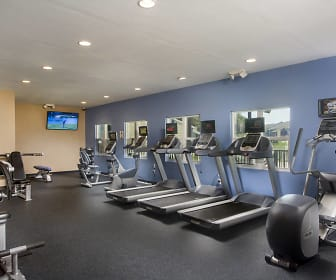 Fitness Weight Room, Lakewood Place