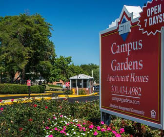 Campus Gardens, Langley Park, MD