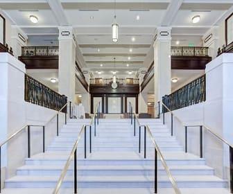 Grand lobby, Residences at the John Marshall