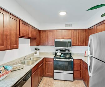 Kitchen, The Retreat at Brightside