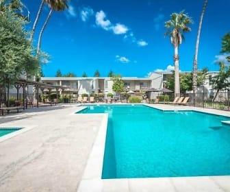 Pool, Brookside Park Apartments