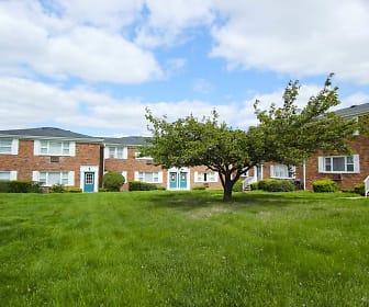 West Mill Gardens, Harrison Elementary School, Livingston, NJ
