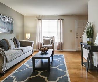 Living Room, Foxchase Brandywine
