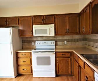 Kitchen, 1424 Laurel St