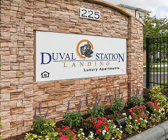 Duval Station Landing, Jacksonville, FL