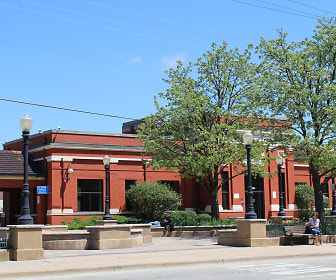 View, Burlington Station Luxury Residences