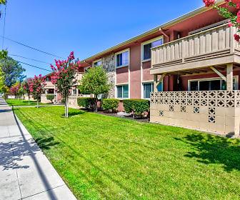 Building, Carmel Park Apartments
