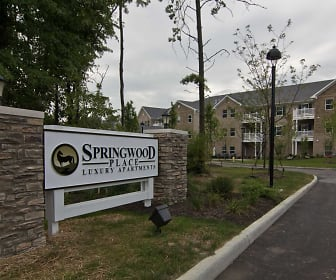 Springwood Place, Genoa Middle School, Westerville, OH