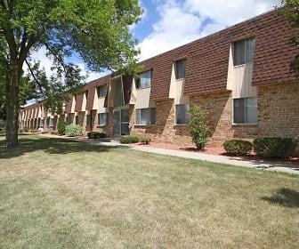 Building, Southwood Apartments