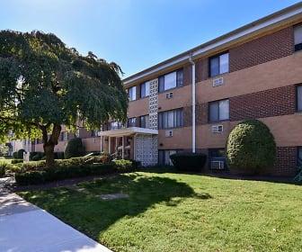 Leasing Office, Oak Terrace Apartments