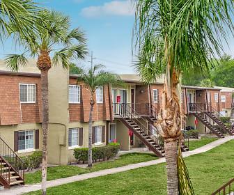 Building, Park Pointe Apartments