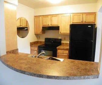 Kitchen, Pine Ridge