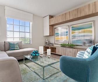 Living Room, Delray Verana