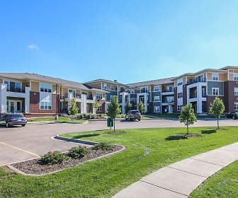 Building, Hercules Trail Apartments